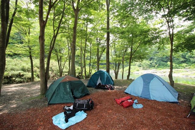 梅雨キャンプミーティング (3)