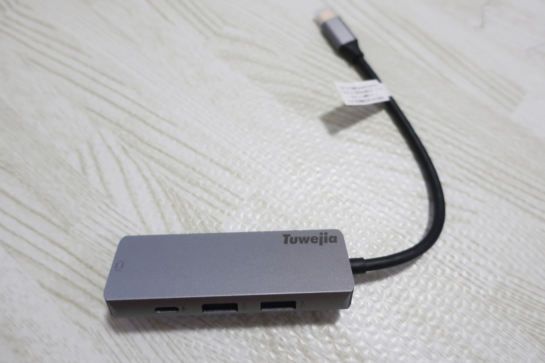 USBタイプCマルチポートアダプタ  (3)