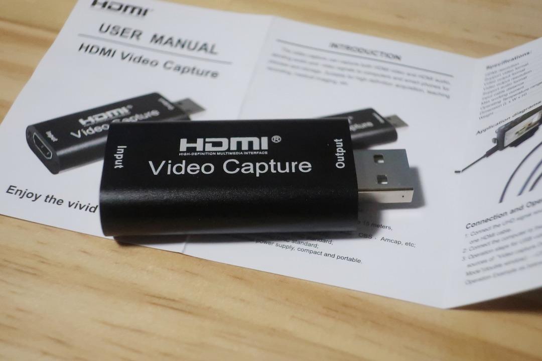 HDMIキャプチャボード (2)