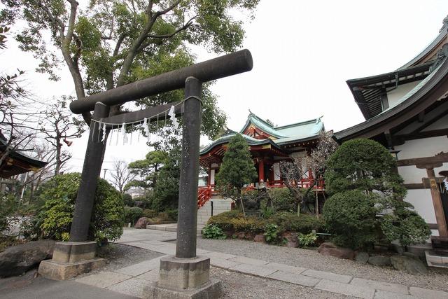 東大島神社 (1)