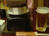 釜めしとビール