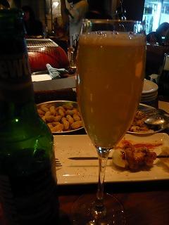 青りんごビール