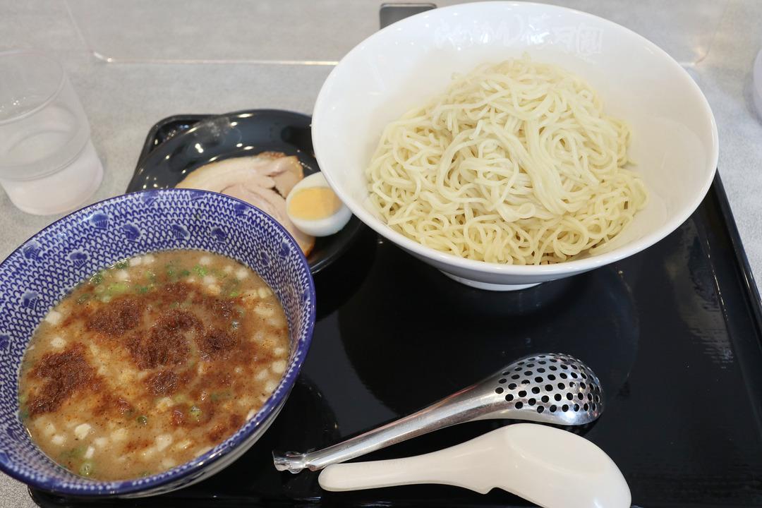 花月のつけ麺 (1)