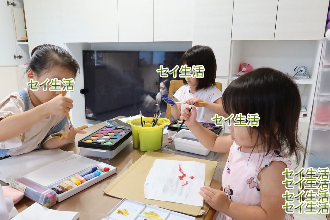 お絵描き (4)