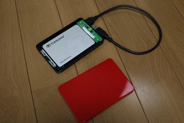 SSDに換装 (7)