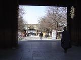 靖国神社門