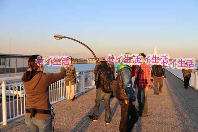 江の島ツーリング (1)