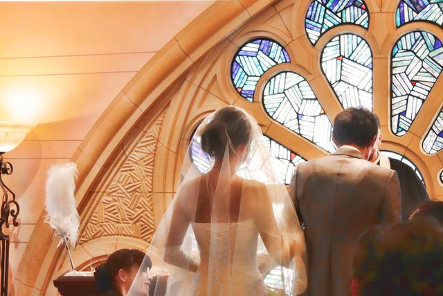 結婚式 (7)