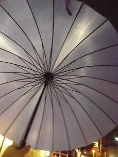 フランフランの傘
