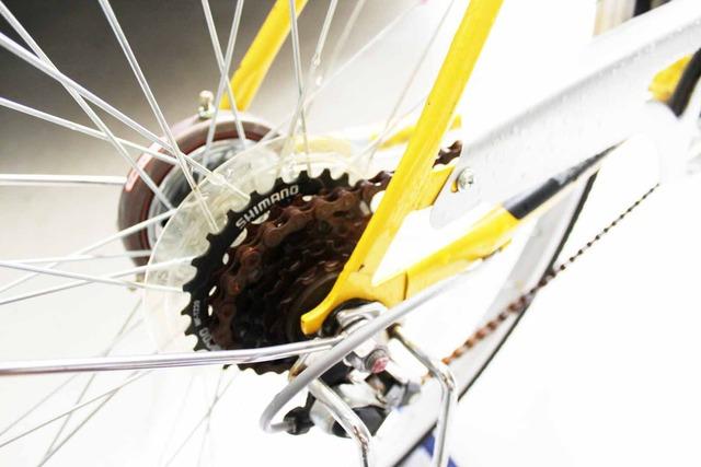 自転車のチェーン (1)