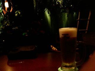 ウルトラジャングルと生ビール