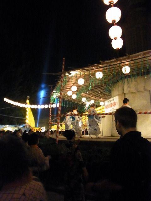 靖国神社みたままつり2011 (3)