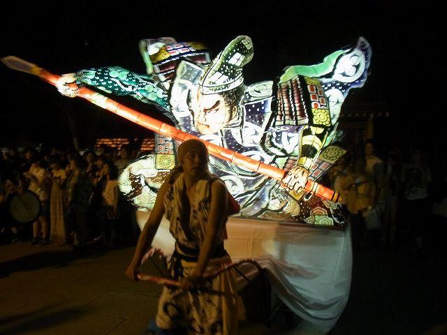靖国神社みたままつり2011 (14)