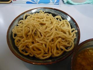 塩づけ麺の麺