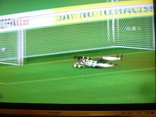Wiiフィファワールドサッカー