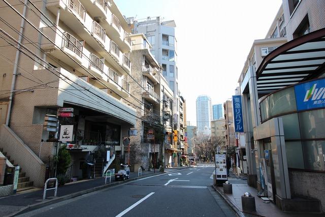 麻布十番散歩 (4)