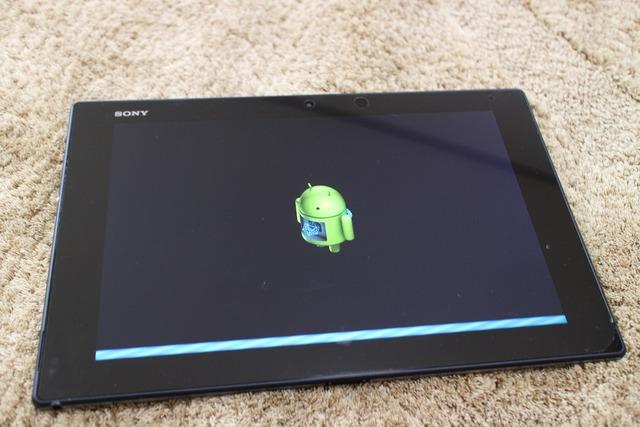 SGP512 SONY エクスペリアZ2タブレット Wi-Fi (1)