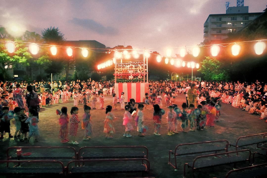 盆踊り (1)