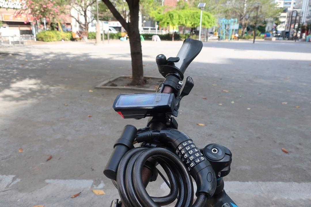 自転車のライトHJ-052 (9)