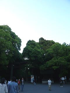 明治神宮1