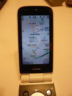 モバイルグーグルマップ