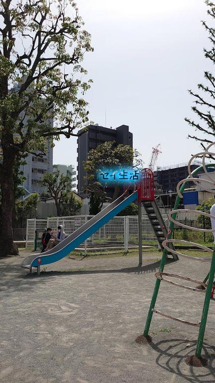 公園をはしご (10)