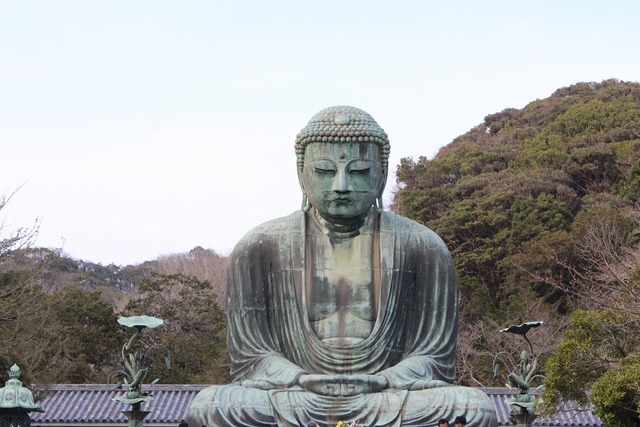 鎌倉の大仏 (4)