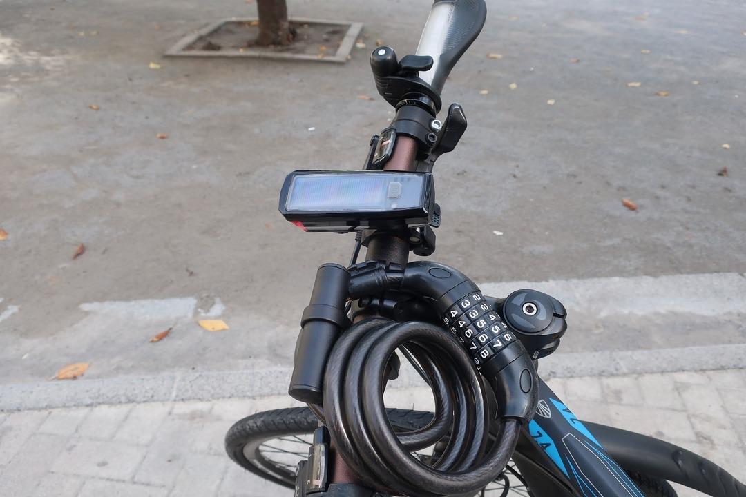 自転車のライトHJ-052 (7)