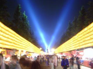 靖国神社みたま祭2