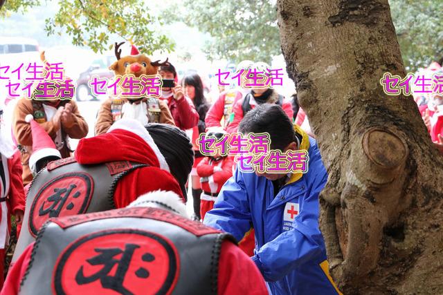 サンタツーリング2015 (4)