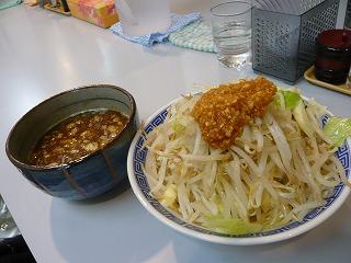 つけ麺+野菜大盛り