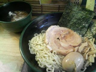 モグラつけ麺