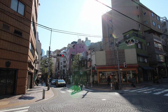 麻布十番散歩 (2)