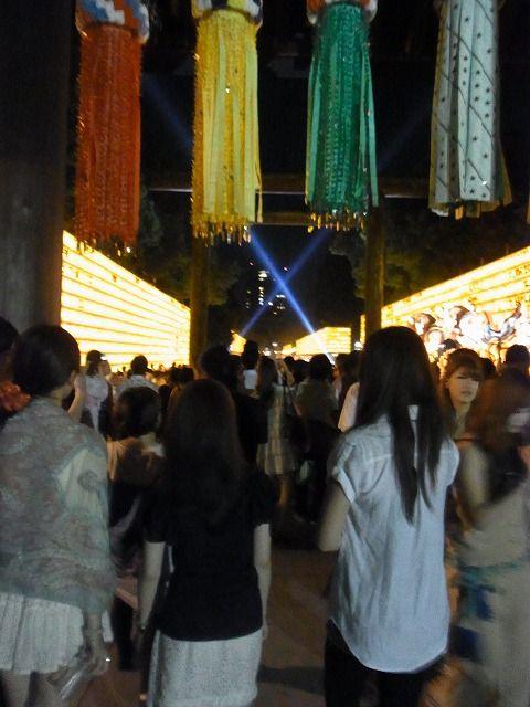 靖国神社みたままつり2011 (23)
