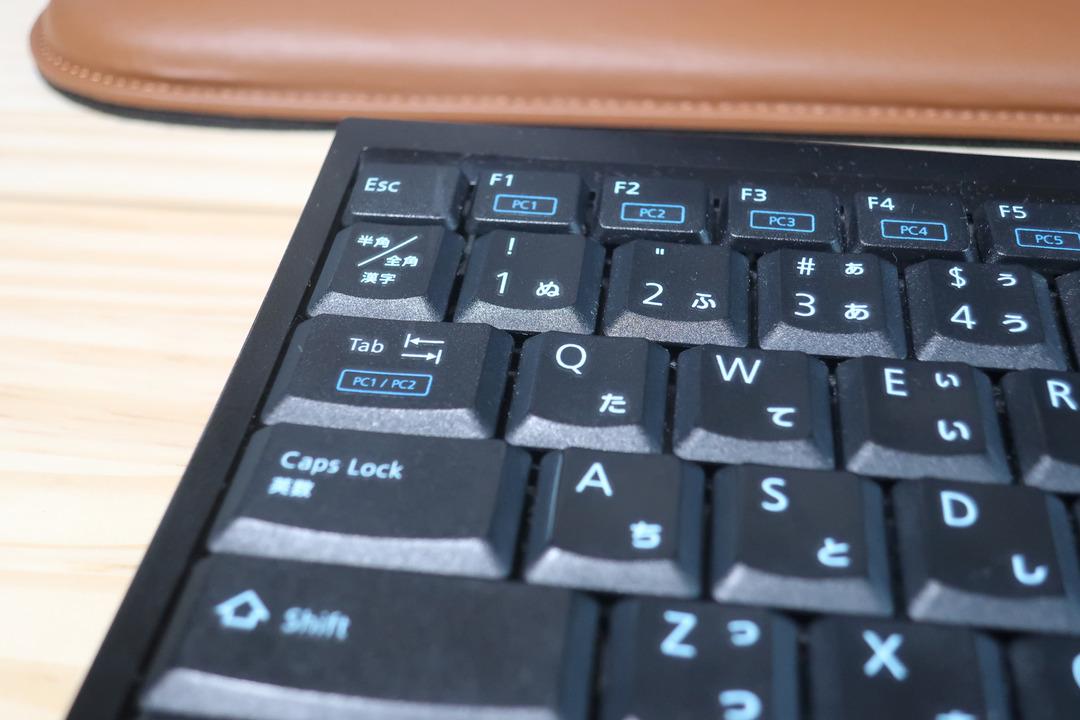 iColor キーボードパッド 低反発リストレスト (4)