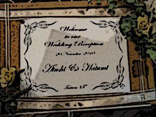 友人の結婚式2次会 (3)