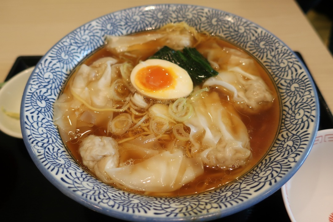 ワンタン麺屋 富士虎 (1)