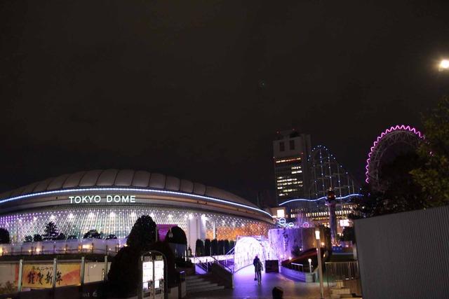 東京ドームホテルとラクーア (3)