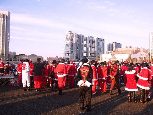 サンタツーリング2011 (1)