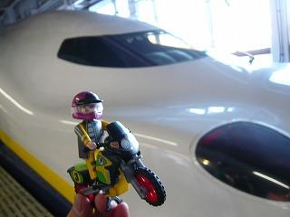 東北新幹線のぞみ