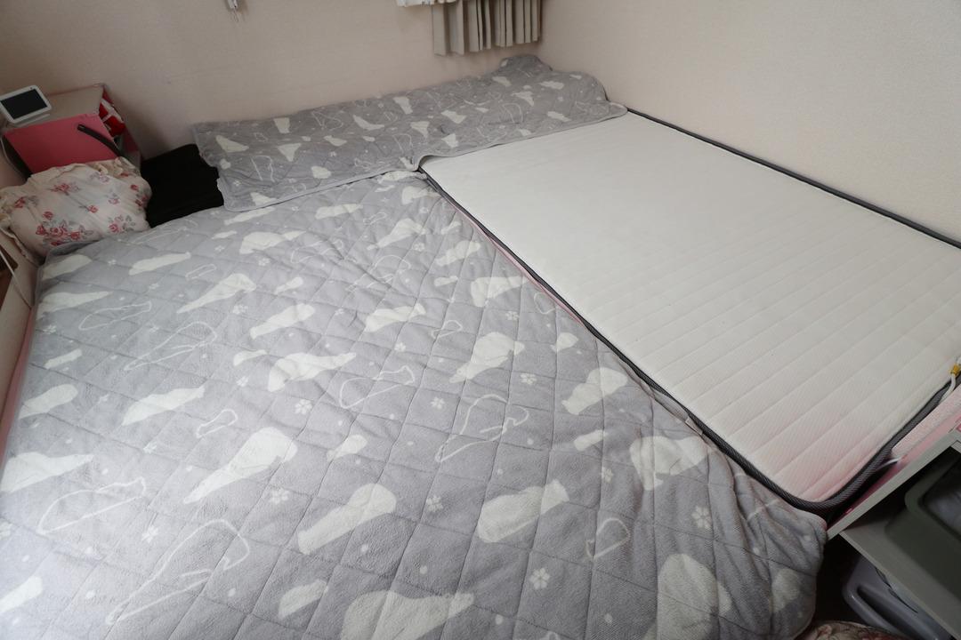 ベッドの幅を広げてみた (3) のコピー