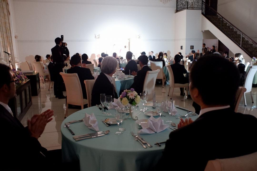 ダイジュさん結婚式 (7)