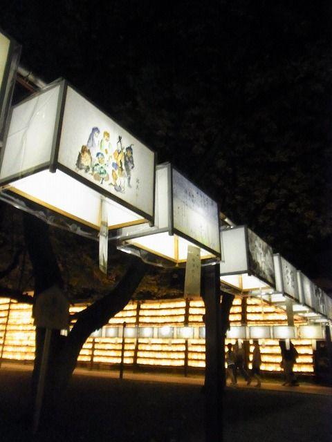 靖国神社みたままつり2011 (17)