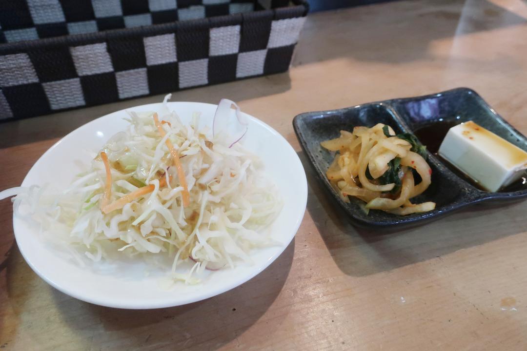 韓味家のランチ (3)