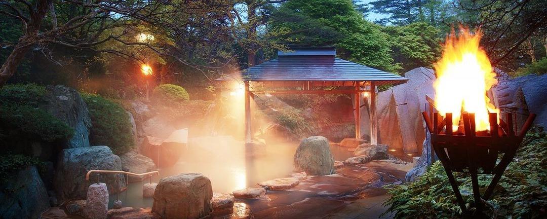 秋保温泉緑水亭 (8)