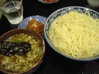 翔丸塩つけ麺