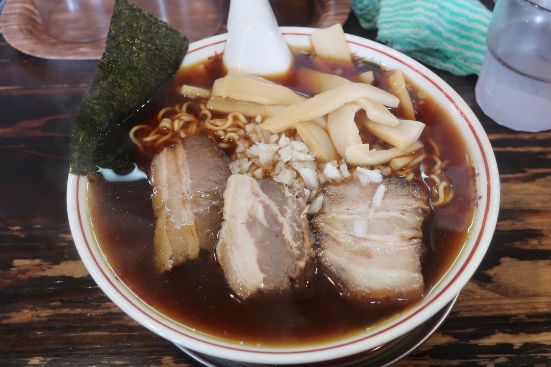 竹岡式ラーメン竹徳 (2)
