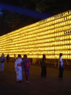 靖国神社みたま祭5