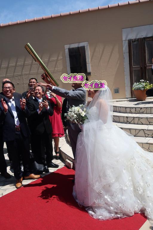 結婚式 (14)