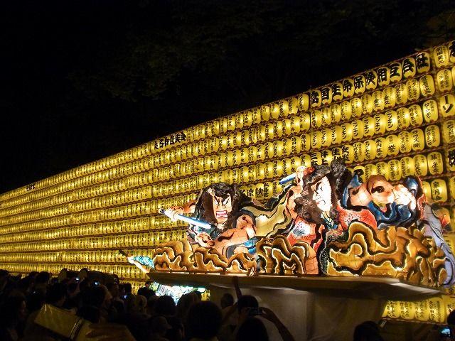 靖国神社みたままつり2011 (5)
